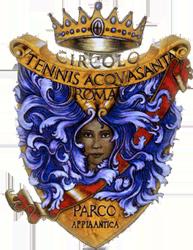 Logo Acquasanta tennis