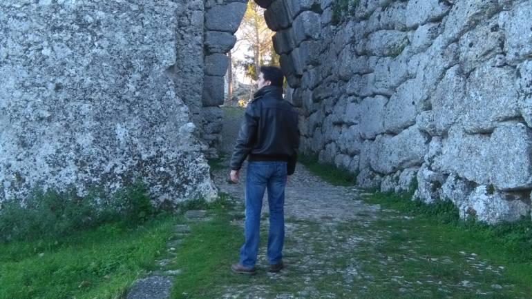 2017 Dicembre 28: Breve vacanza ad Arpino