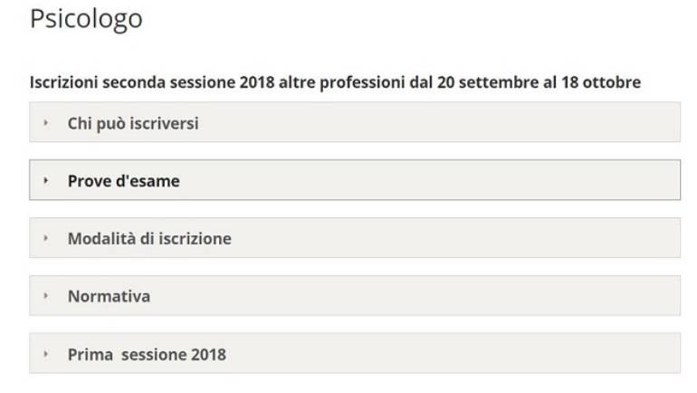 2018 Agosto 6 Psicologi del lavoro ed esame di Stato