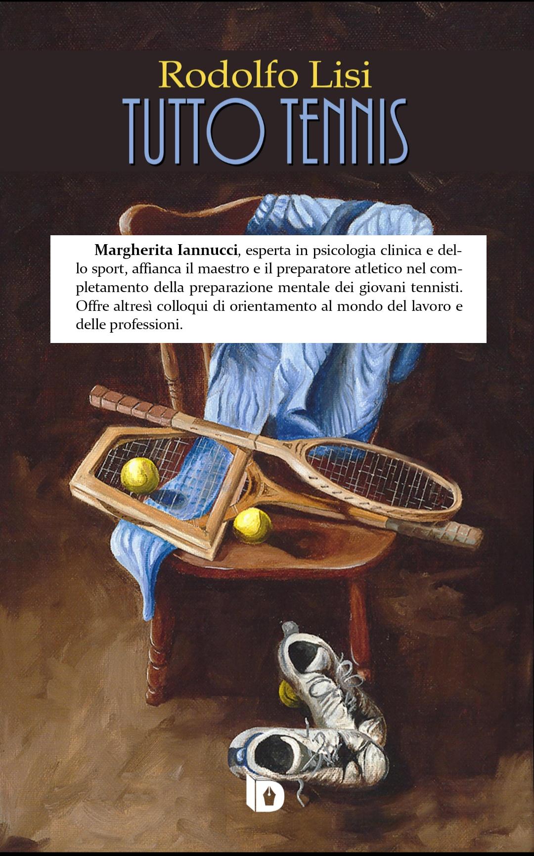 2019 Agosto 1 Margherita Iannucci e Tutto tennis di Rodolfo Lisi