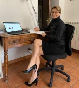 Margherita Iannucci psicologa a distanza